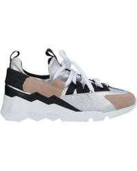 Pierre Hardy Sneakers & Tennis shoes basse - Metallizzato