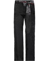 Desigual Trousers - Black