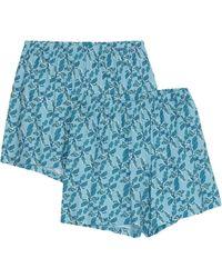 CALIDA Sleepwear - Blue