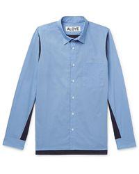 Aloye Shirt - Blue
