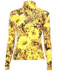 Richard Quinn Sweatshirt - Yellow