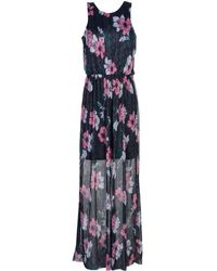 ONLY - Long Dress - Lyst