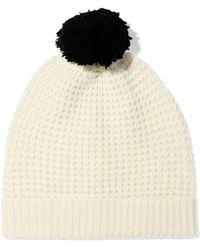 Madeleine Thompson Hat - White