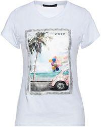 Exte T-shirt - White