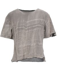 MM6 by Maison Martin Margiela Pullover - Neutro