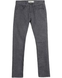 Element Pantalon en jean - Gris