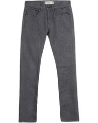 Element Denim Trousers - Grey