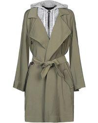 Guess Overcoat - Green