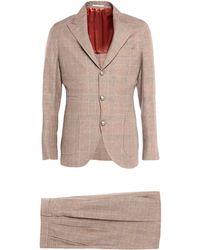 Brunello Cucinelli Suit - Natural