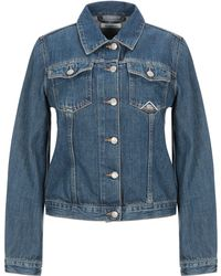 Roy Rogers Denim Outerwear - Blue