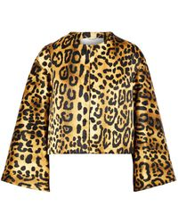 Adam Lippes Suit Jacket - Multicolour