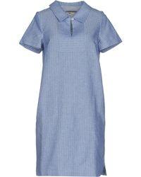 YMC - Short Dress - Lyst