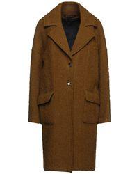 Malloni Coat - Multicolour