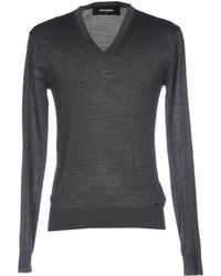 DSquared² Pullover - Gris