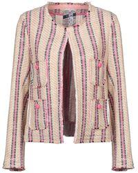 History Repeats Suit Jacket - Multicolour
