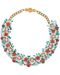 Shourouk Necklace - White