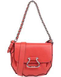 Roberto Cavalli Cross-body Bag - Red