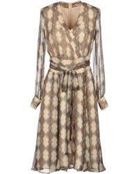 DHELA - Knee-length Dress - Lyst