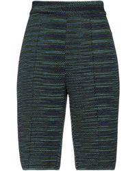 M Missoni Shorts & Bermuda Shorts - Green