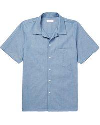 Richard James Shirt - Blue