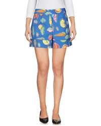 Boutique Moschino Shorts - Blue