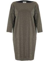 ViCOLO Short Dress - Metallic