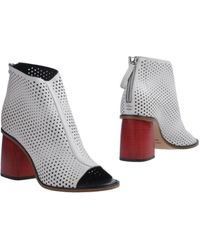 Halmanera - Ankle Boots - Lyst
