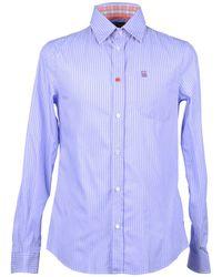 Armani Jeans - Long Sleeve Shirts - Lyst