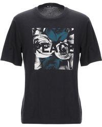BLK DNM T-shirts - Schwarz