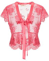 Vivis Peignoir ou robe de chambre - Rose