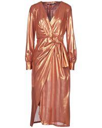 Annarita N. Knee-length Dress - Multicolour