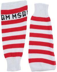 MSGM Altro accessorio - Rosso