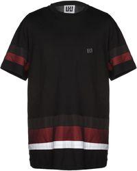 Les Hommes - T-shirt - Lyst