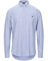 Brooksfield Camicia - Blu