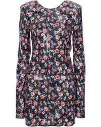 ANDAMANE Short Dress - Black