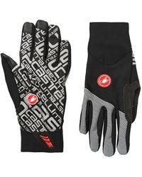 Castelli Gloves - Black