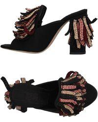 Sanayi 313 Sandals - Black