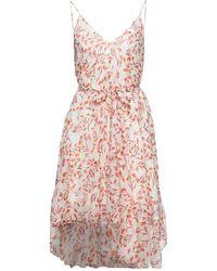 Maje Knee-length Dress - Pink