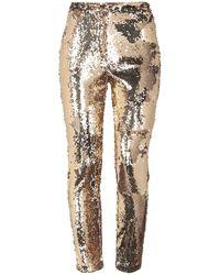 MILLY Pantalone - Metallizzato