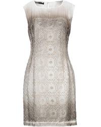 X's Milano Short Dress - Multicolour