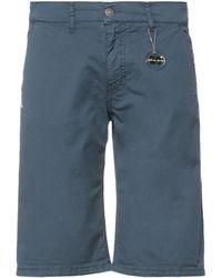 Daniele Alessandrini Homme Shorts & Bermuda Shorts - Blue