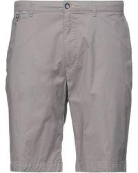 Bugatti Shorts & Bermuda Shorts - Grey
