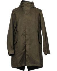 Rag & Bone Overcoat - Brown