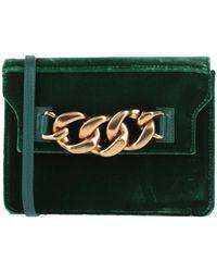 N°21 Cross-body Bag - Green
