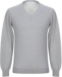Paolo Pecora Sweater - Gray