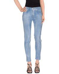 Ralph Lauren Black Label Pantalones vaqueros - Azul