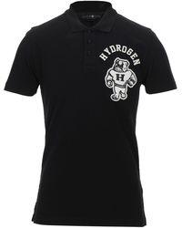 Hydrogen Polo Shirt - Black