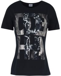 Deha - T-shirt - Lyst