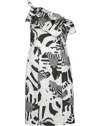 Genny Short Dress - Black
