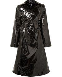 Gareth Pugh Overcoat - Black
